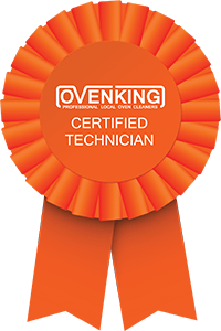 Certified by OvenKing